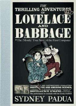 Lovelace & Babbage - Penguin Cover