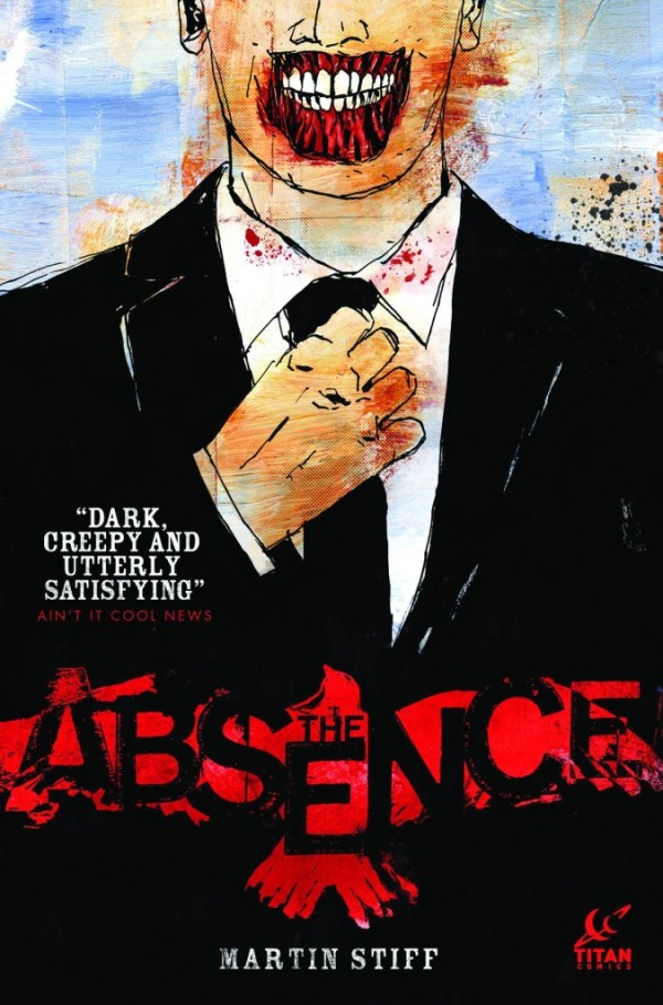 The Absence Hard Cover