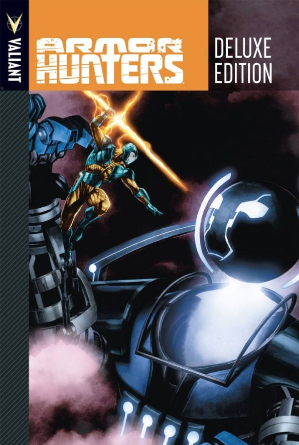 Armor Hunters Deluxe Edition Hard Cover