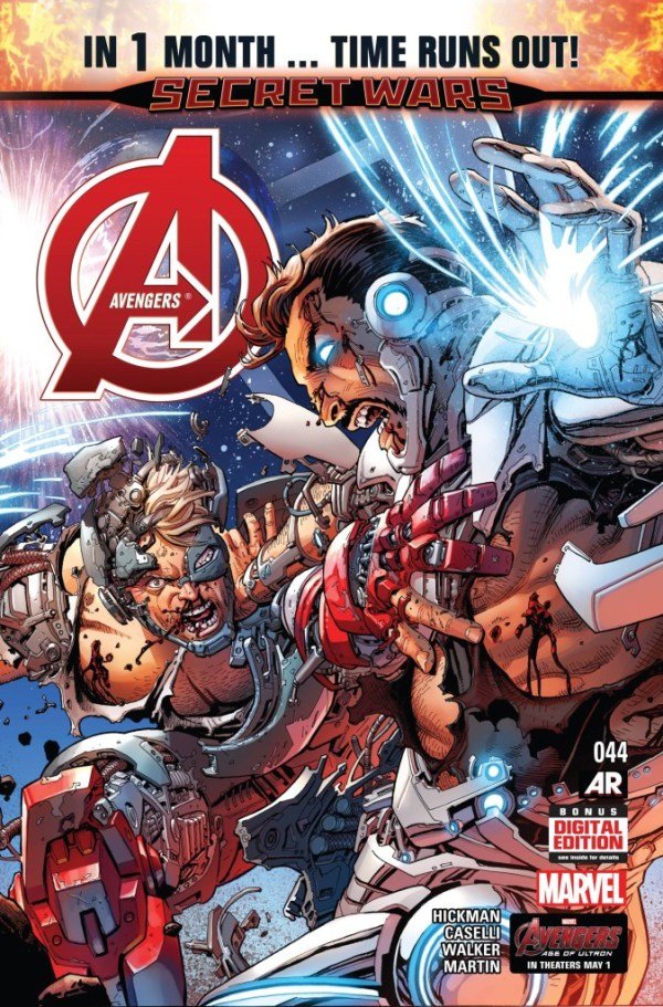 Avengers #44