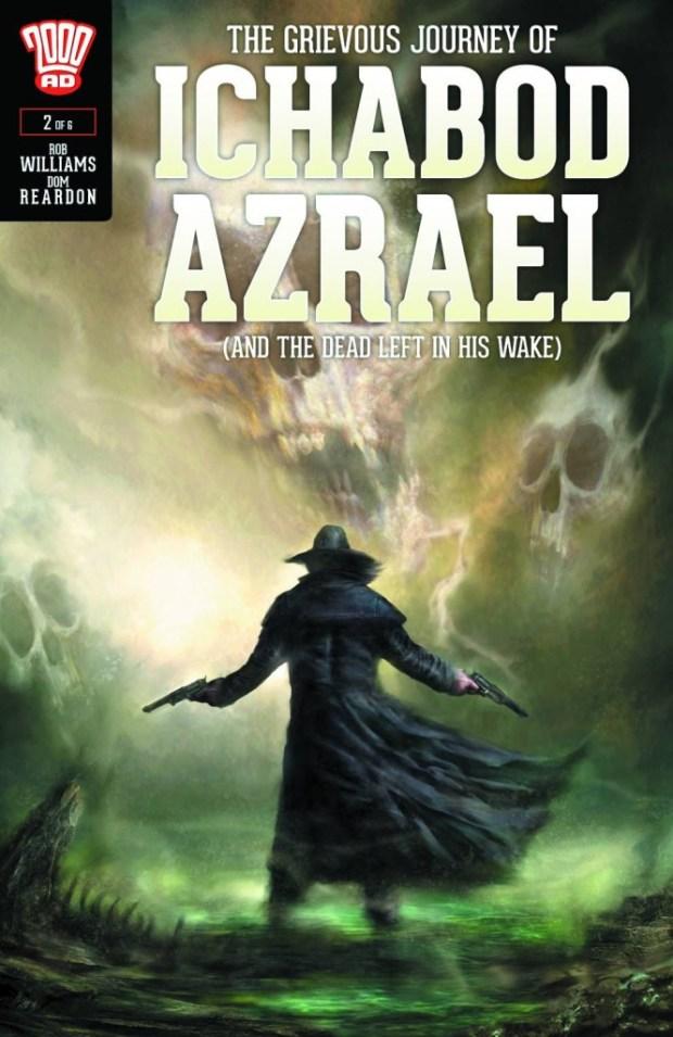 Icahabod Azrael #2