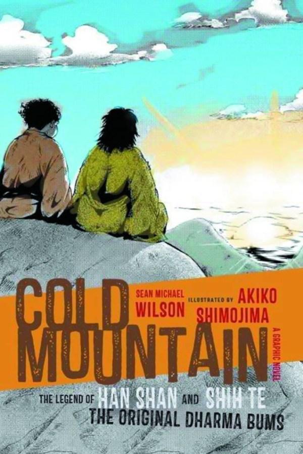 Cold Mountain Legend Original Dharma Bums Graphic Novel