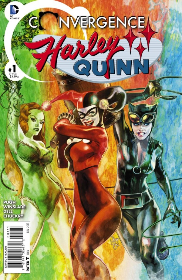 Convergence Harley Quinn #1