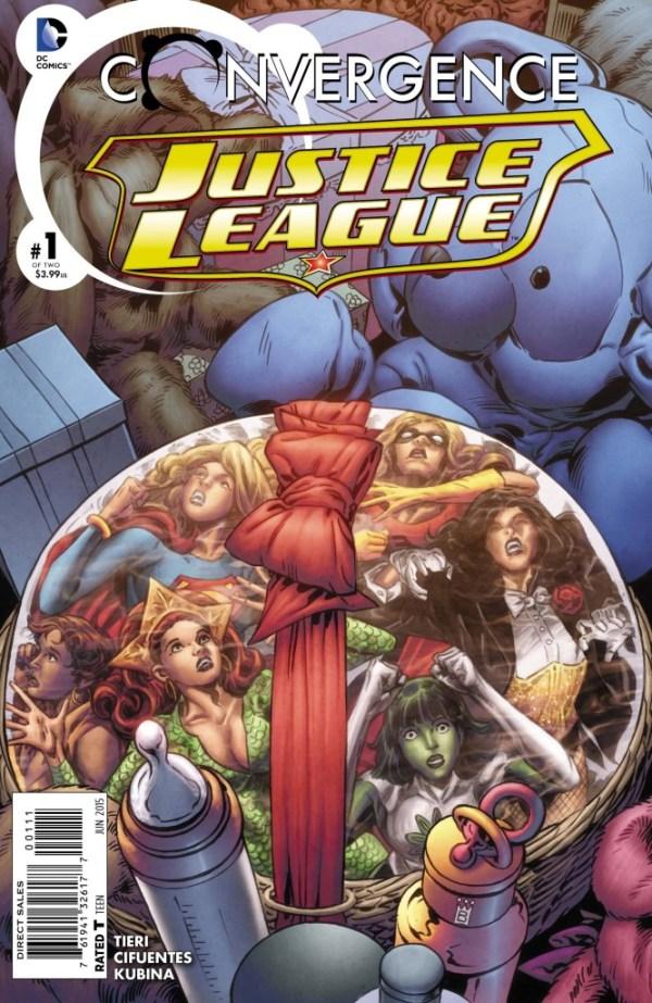 Convergence Justice League #1