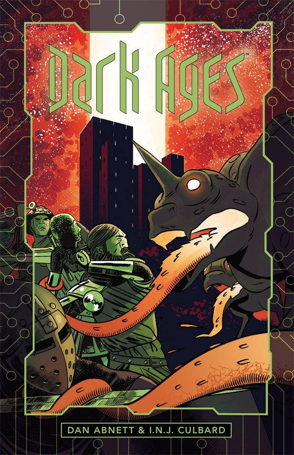 Dark Ages Trade Paperback