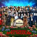The Doctor Who Symphonic Spectacular celebrates its first ever UK Tour with a homage to the legendary Sgt Pepper's Lonely Hearts Club Band album Cover.