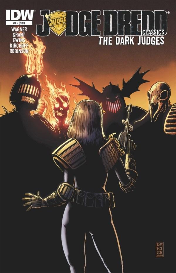 Judge Dredd Classics Dark Judges #4