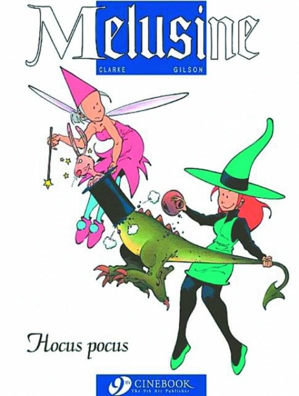Melusine Volume 1: Hocus Pocus