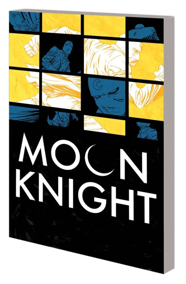Moon Knight Trade Paperback Volume 2 Dead Will Rise