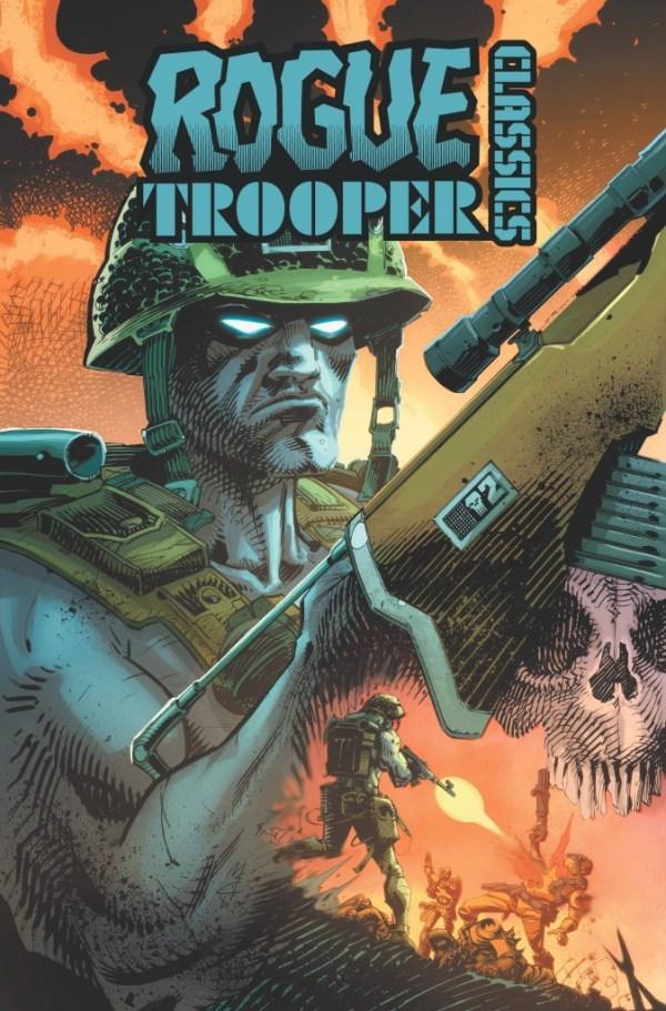 Rogue Trooper Classics Trade Paperback