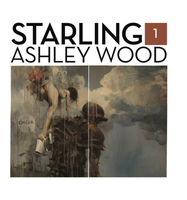 Starling Hard Cover Ashley Wood Book 01