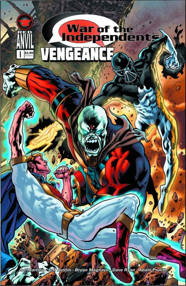 War Of The Independents Vengeance #1