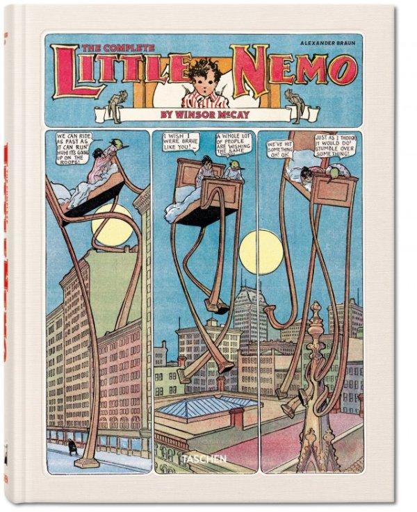 Winsor McCay's Complete Little Nemo (Taschen)