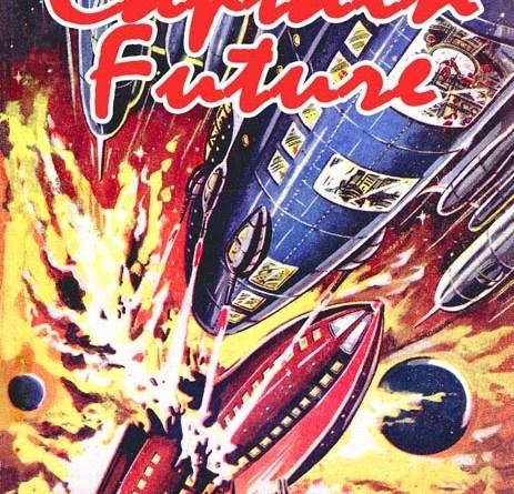 The Complete Captain Future - Cover