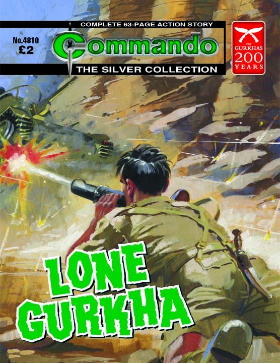 Commando 4810