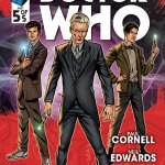 Doctor Who: Four Doctors - Cover 5