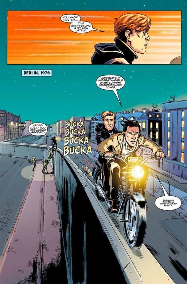 Doctor Who: The Eleventh Doctor #12 - Page 1