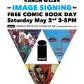 Free Comic Book Day 2015 - GOSH London (Image)