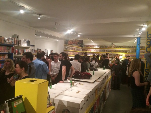Musical mayhem and comics too at the Cover Versions - When Music and Comics Collide! celebration at Orbital Comics, London