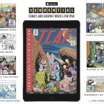 Toronto Comic Art Festival 2015 Digital Anthology Promotion