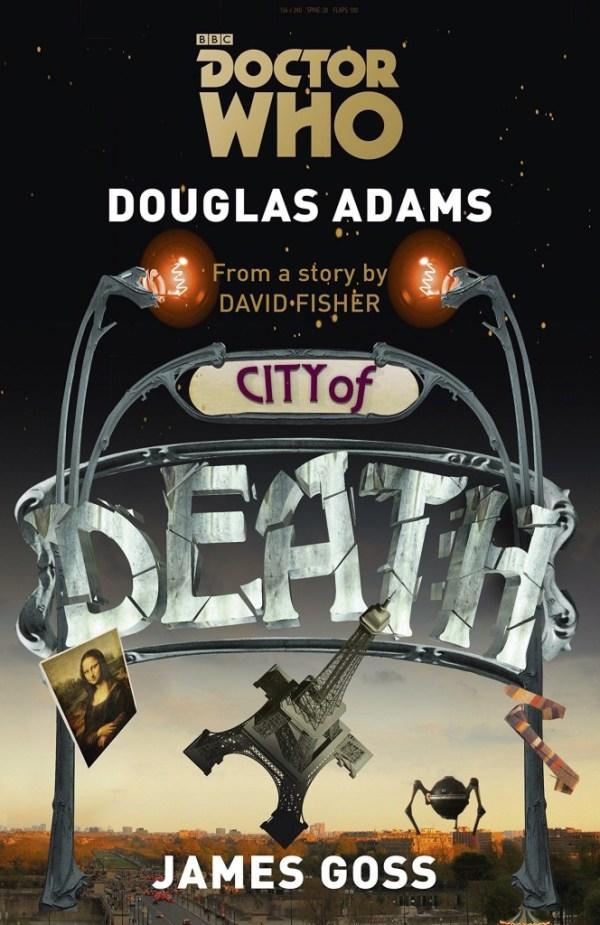 Doctor Who: City of Death - Novelisation