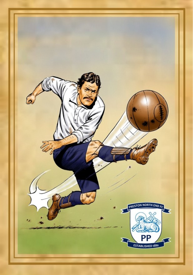 Preston North End – The Rise Of The Invincibles - Cover