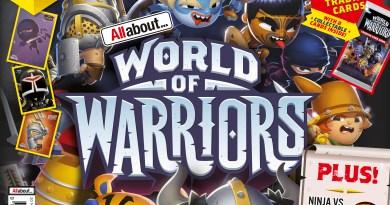 World of Warriors Magazine #1