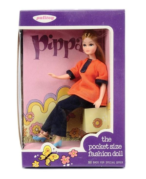 Palitoy Pippa Doll