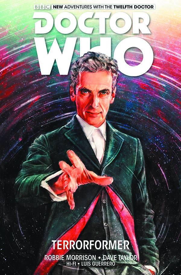 Doctor Who 12th Hard Cover Volume 1: Terrorformer