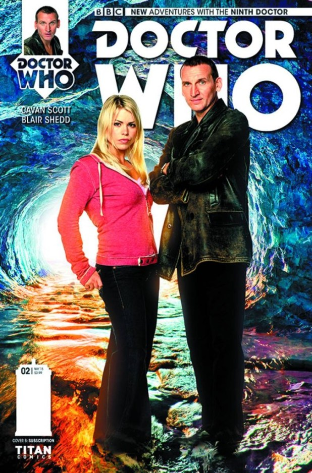 Doctor Who: Ninth Doctor #2 Subs