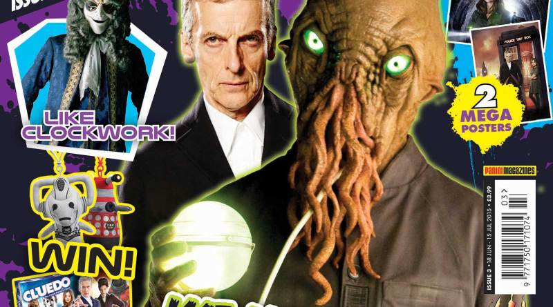 Doctor Who Adventures #3