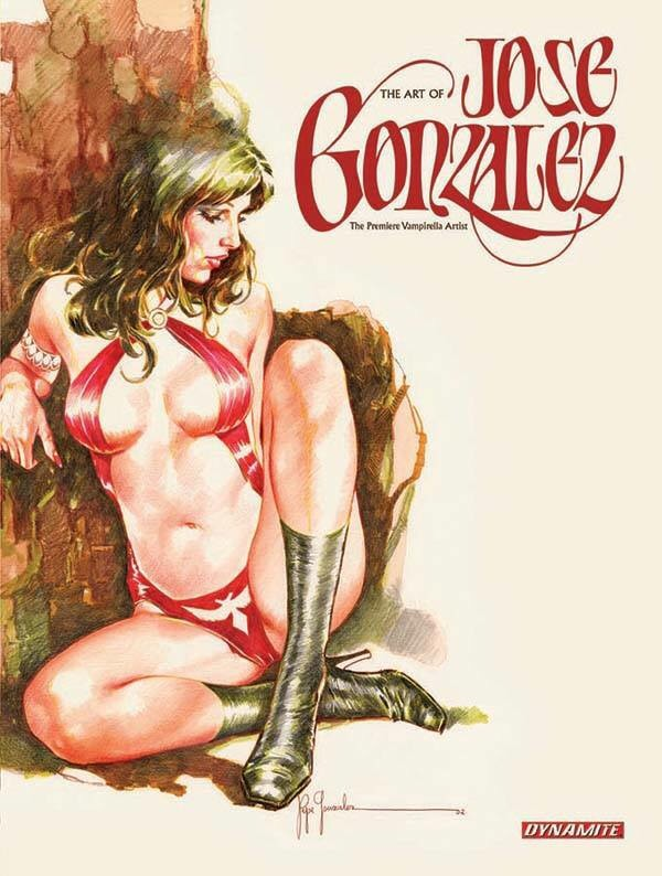 The Art of Jose Gonzales - Cover