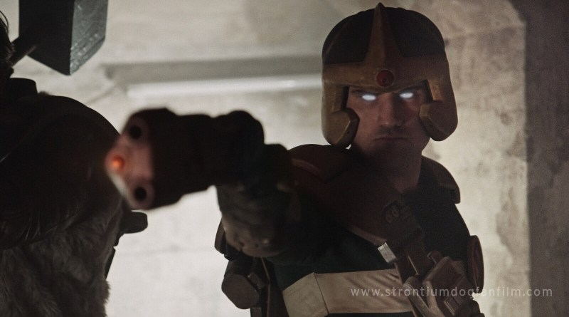 Strontium Dog Fan Film - Johnny Alpha