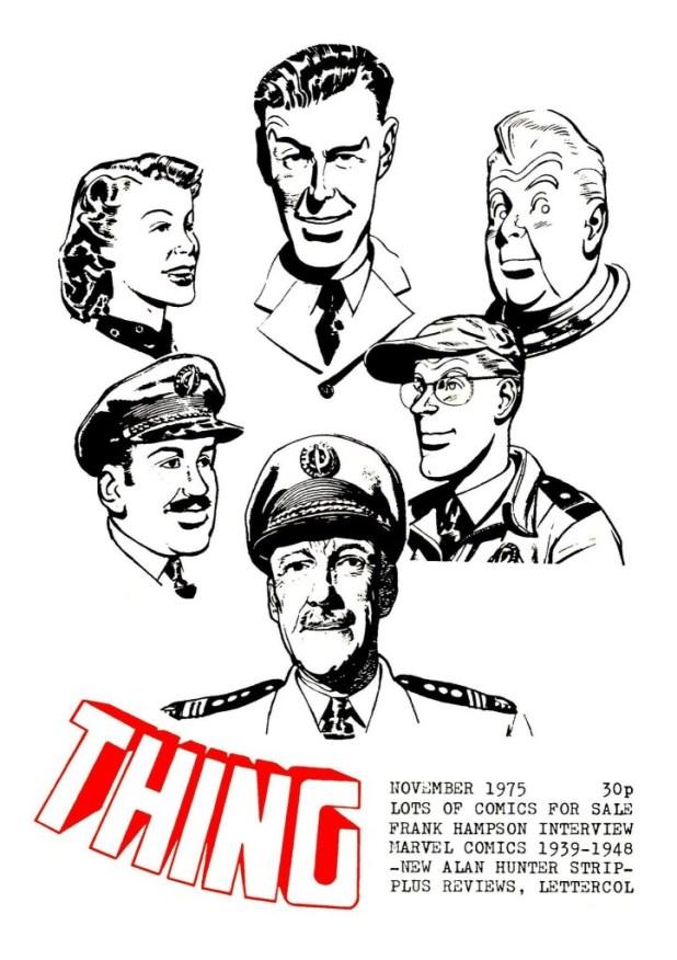 Thing - November 1975