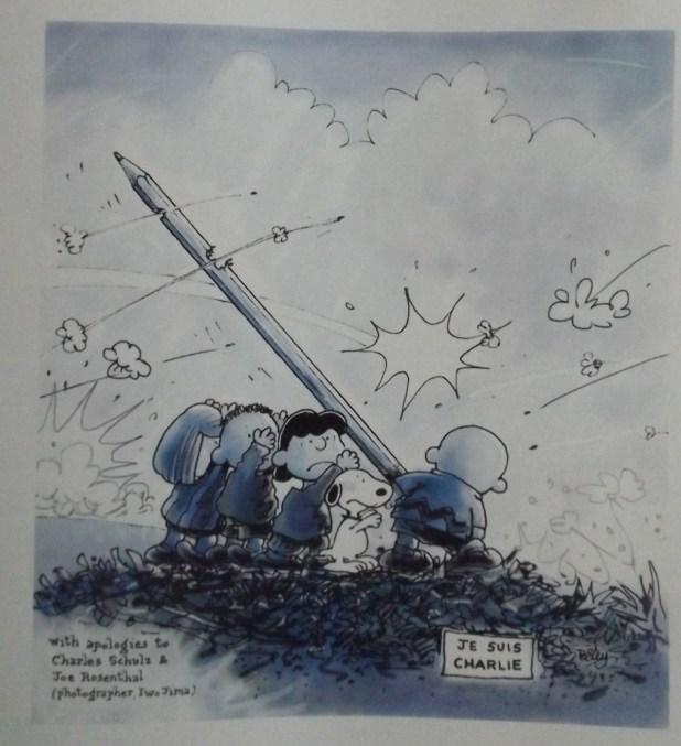 Iwo Jiwa Charlie Brown