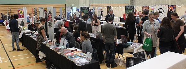 Wonderlands 2015 Publisher's Hall. Photo: Jeremy Briggs