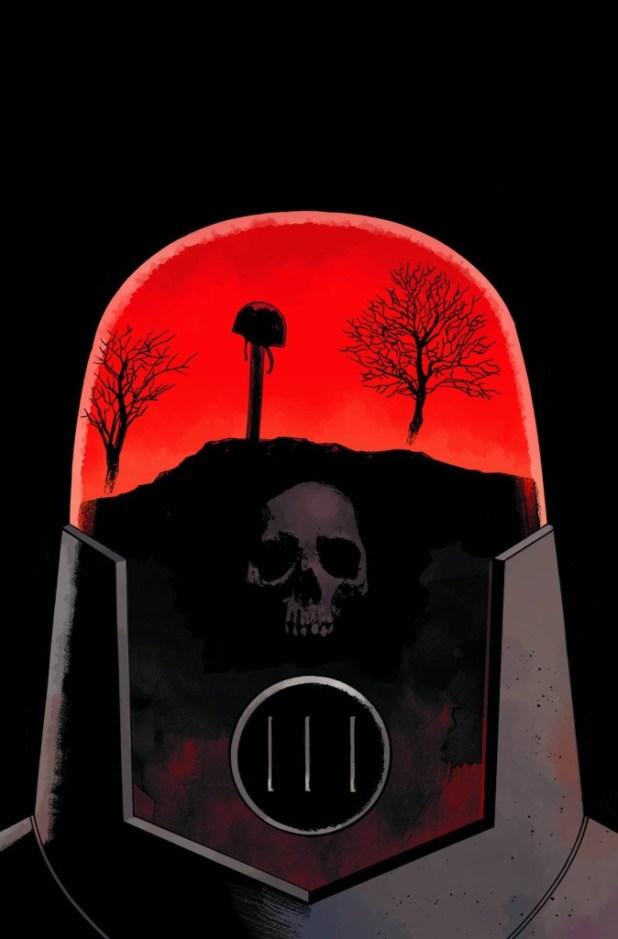 BPRD Hell On Earth #132