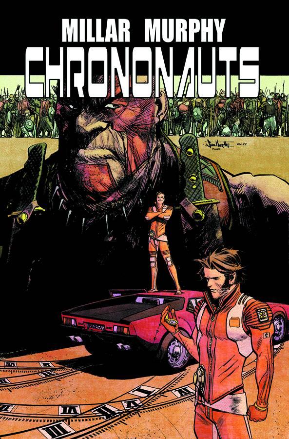 Chrononauts #4