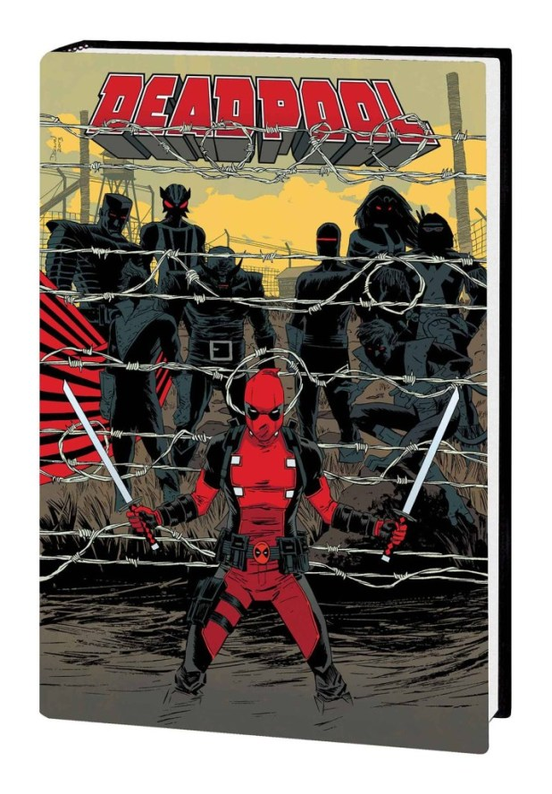 Deadpool By Posehn And Duggan Hard Cover Volume 2