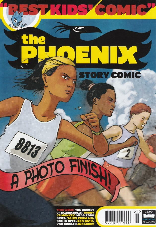 Phoenix Comic Issue 178