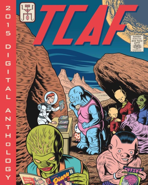 SEQUENTIAL TCAF 2015 Anthology