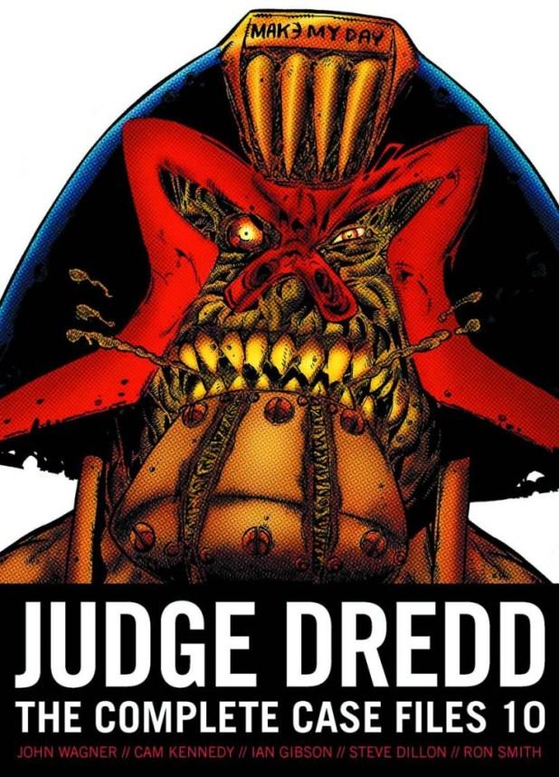 US Judge Dredd Complete Case Files Trade Paperback Volume 10