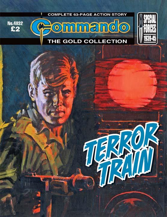 Commando No. 4832 – Terror Train