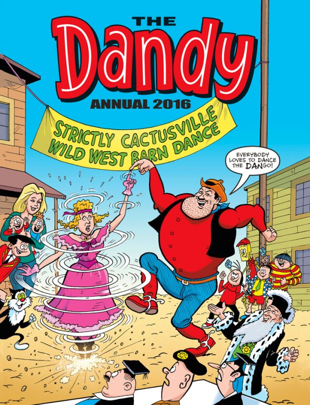 Dandy Annual 2016 - Final