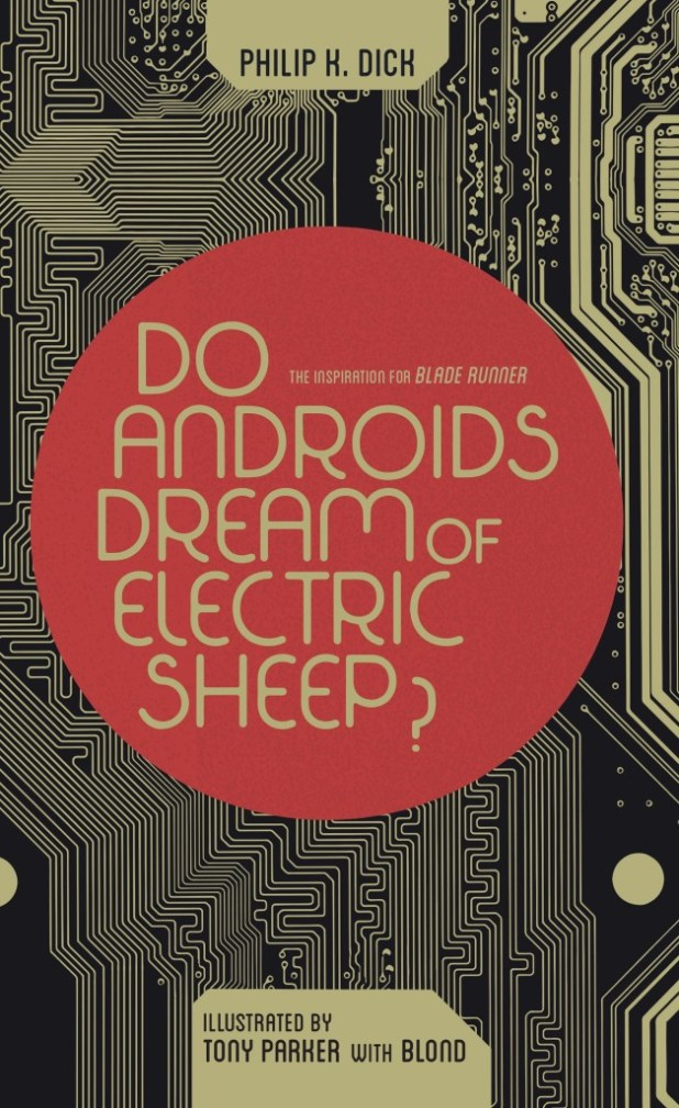Do Androids Dream of Electric Sheep? Collected Edition - Cover