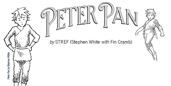 Peter Pan: Six Questions for Stephen White On His