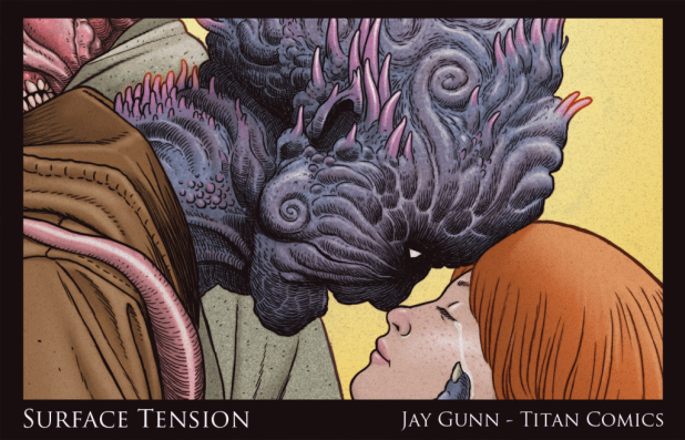 Surface Tension by Jay Gunn - Promotion