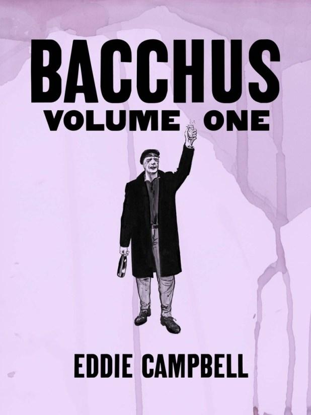 Bacchus Omnibus Edition Graphic Novel
