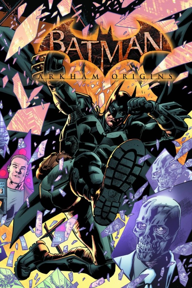 Batman Arkham Origins Trade Paperback
