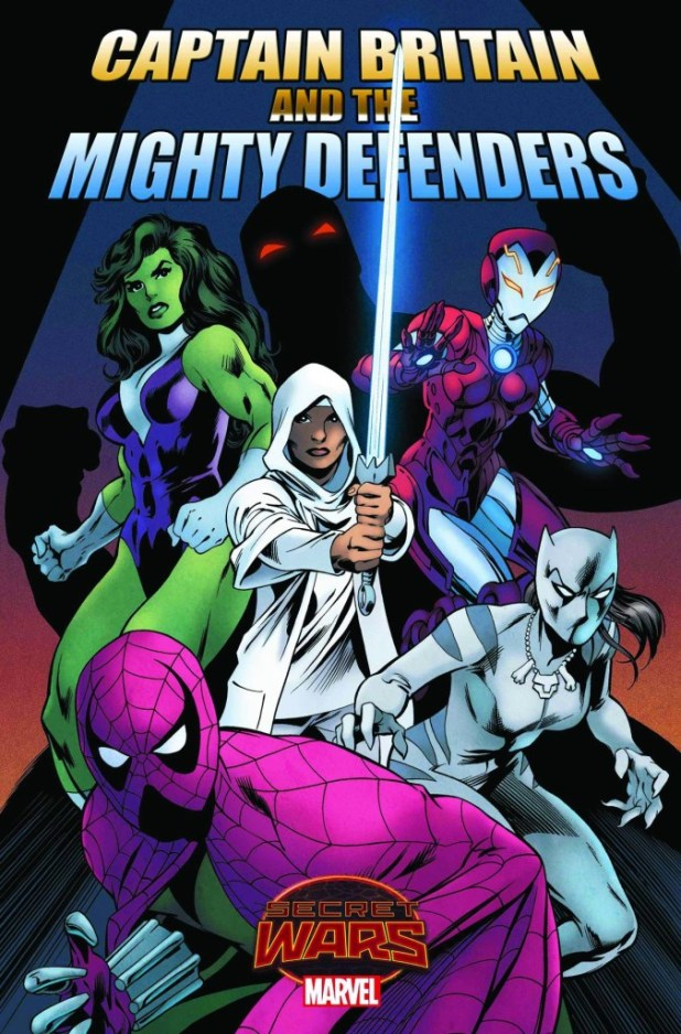 Captain Britain And Mighty Defenders #1